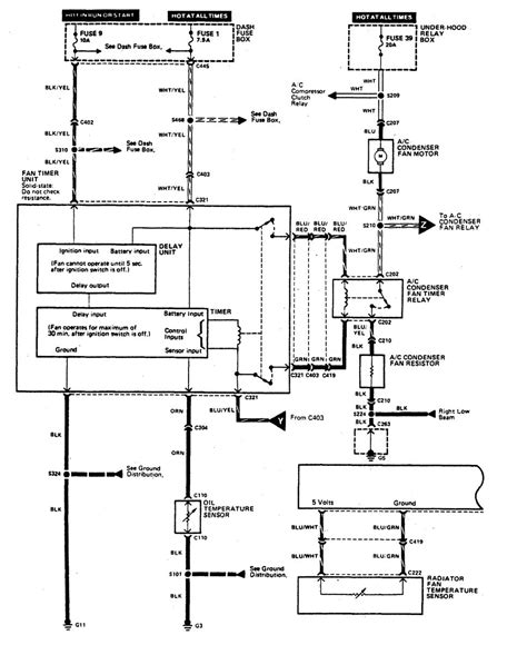 acura legend 1990 wiring diagram hvac controls carknowledge