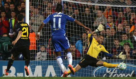 Against All Odds Its Chelsea 1 Barcelona 0 In Pictures | against all odds its chelsea 1 barcelona 0 in pictures