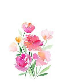 water color flowers the 25 best ideas about watercolor flowers tutorial on