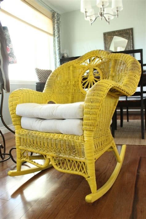 le fauteuil osier est chic et cosy archzine fr