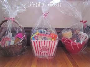 gift basket ideas illustrated gift basket ideas
