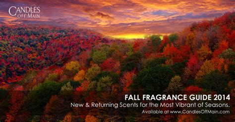 fall scents 2014 fall fragrance guide fall scents