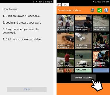 fb full version apk video downloader for facebook apk download latest version