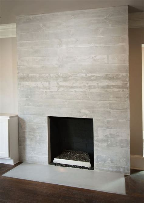 beton feuerstelle concrete fireplace surround diy fireplace