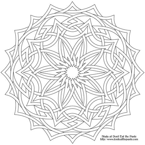 coloring pages for adults celtic mandala coloring pages for adults printable free celtic