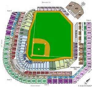 colorado rockies seat map coors field tickets schedule