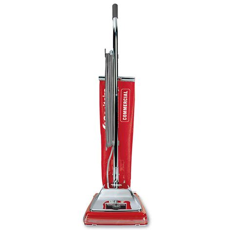 18 qt shake out bagged upright vacuum unoclean