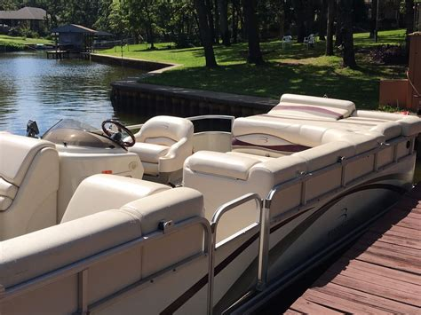 tritoon boats cost bennington 2575 rfs tritoon tri toon 2005 for sale for