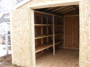 shelves for shed storage sheds garages prices northern storage sheds