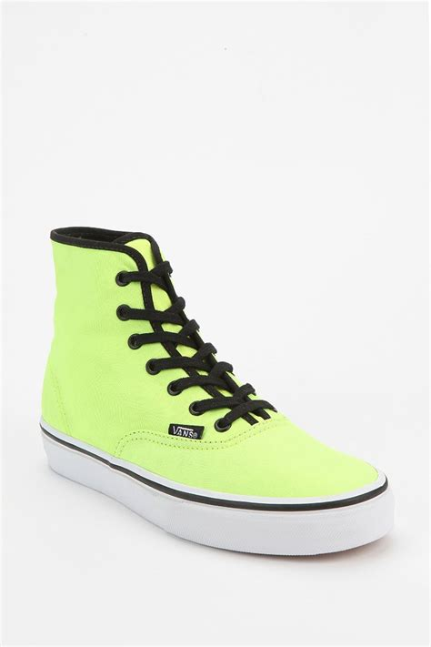 Vans Autentic Silence vans authentic canvas high top sneaker outfitters