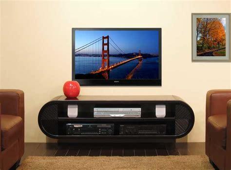 Tv Lcd Tempel Di Dinding Berbagai Contoh Model Rak Tv Minimalis Terbaru Desain Rumah Unik