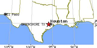 brookshire texas map brookshire texas tx population data races housing economy