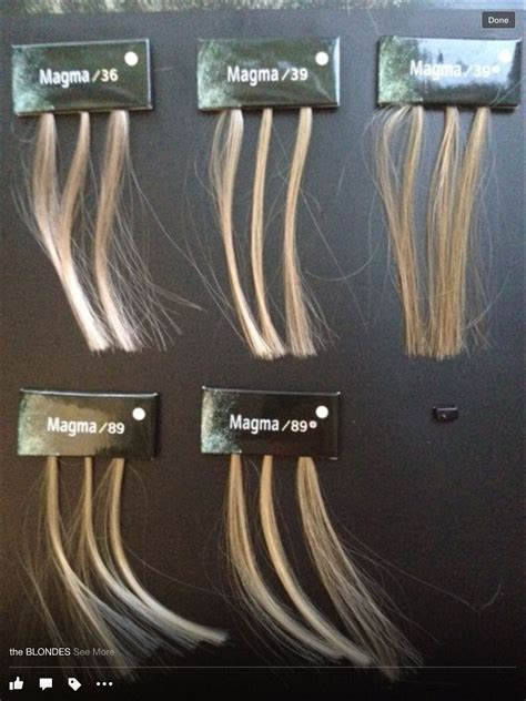 magma color magma by wella textile dyes lift deposit all in one hair