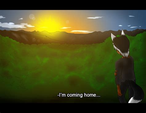 i m coming home by kitsuguardian on deviantart