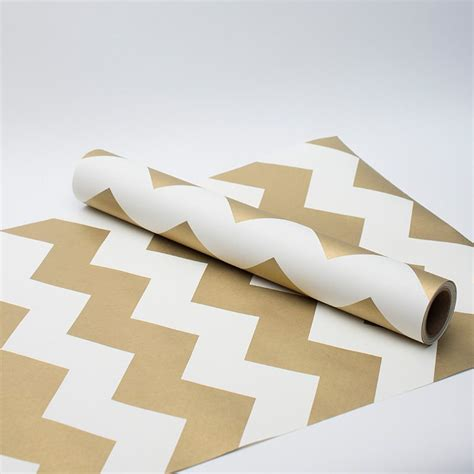 pattern making paper rolls wholesale gold chevron table runner what a great way to dress up