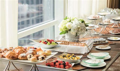 Michelin Star Restaurants Chicago Trump Hotel Chicago Brunch Buffet Chicago