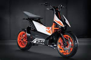 Ktm Moped Ktm E Speed Electric Scooter Revealed 2016