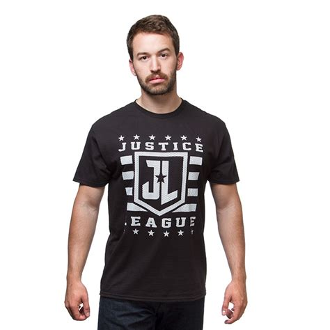 Hoodie Justice League Lve justice league logo t shirt thinkgeek
