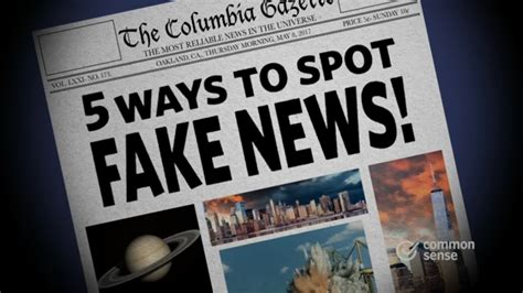 5 Ways To Spot Them by Five Ways To Spot News Learnenglish