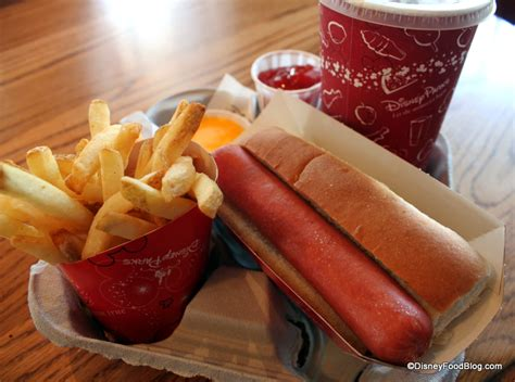 dogs and fries review casey s corner the disney food