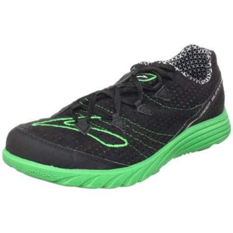 kellys running shoes s green silence running shoe black green
