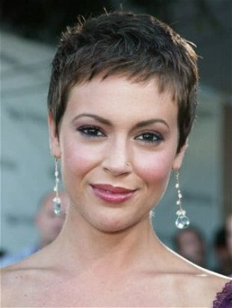 real people short hair cuts real short haircuts hair style and color for woman