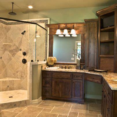 l shaped bathroom ideas 17 best ideas about corner bathroom vanity 2017 on