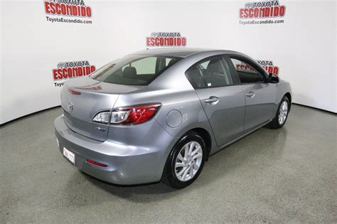 toyota of escondido used cars pre owned 2012 mazda mazda3 i touring 4dr car in escondido