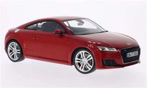 Audi Tt Rot by Audi Tt Coupe Rot 2014 Minichs Modellauto 1 18 Kaufen