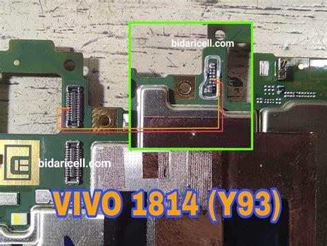 vivo  yyc camera belakang tidak berfungsi error