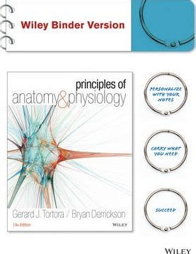 principles of anatomy and physiology 14e binder ready version with 2 binder and atlas of the skeleton 3e set ebook principles of anatomy and physiology 14e binder ready