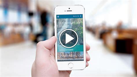 klm mobile app mobile klm 2015 iphone et android par akqa