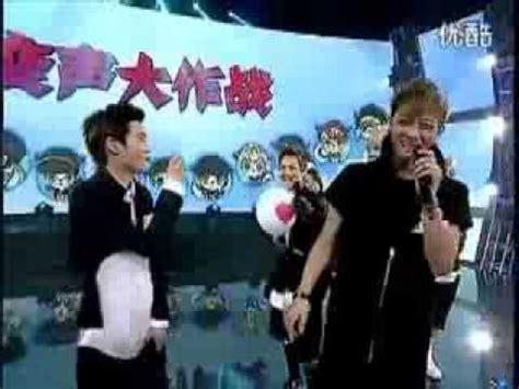 exo game show eng sub 130927 exo pepero game china big love concert