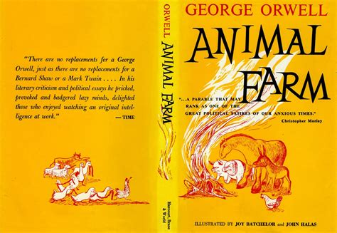 biography of george orwell author of animal farm why did george orwell write animal farm