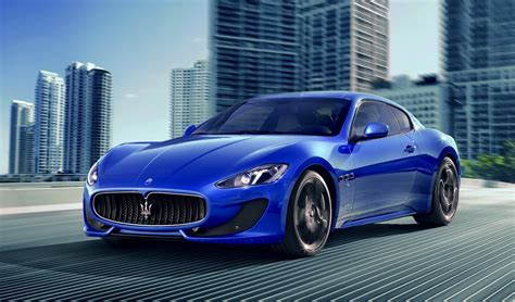 The Car Maserati 2013 Maserati Grancabrio Sport Cars Sketches