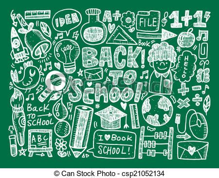doodle school login doodle back to school background vectors search clip