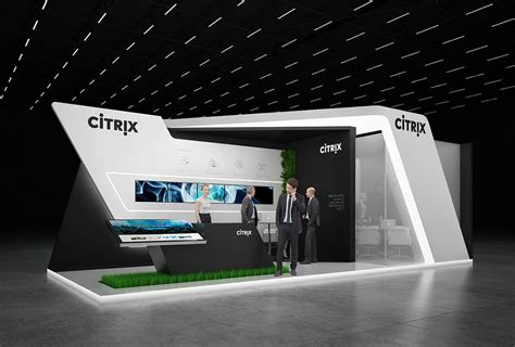 exhibition booth design japan citrix exhibition stand design gm stand design