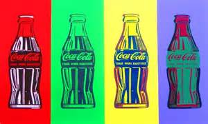 Colored Bedroom Furniture Hand Crafted Pop Art Coke Color By Pop Art Custommade Com