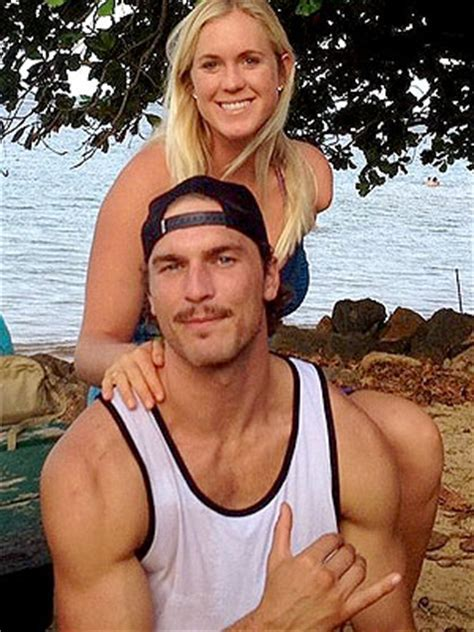Bethany Hamilton Marries Adam Dirks   PEOPLE.com