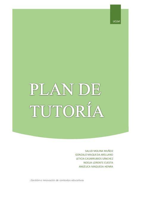 plan de tutoria de inicial 2016 programacion de tutoria newhairstylesformen2014 com