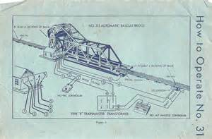 Car L Wiring Diagram 313 Bascule Bridge O Railroading On Line Forum