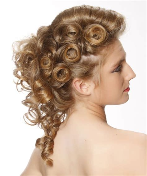 homecoming hairstyle 34 gorgeous homecoming hairstyles for all lengths