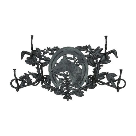 Iron Hat Rack by Vintage Equestrian Iron Hat Coat Rack On Antique Row