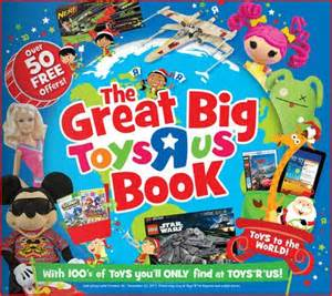 Can I Use My Toys R Us Gift Card Online - toys r us great big book 2011 now available online ftm
