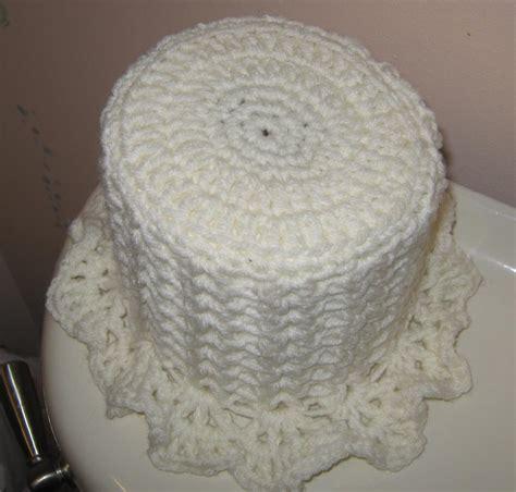 pattern toilet paper toilet paper cover crochet pattern by anastacia zittel