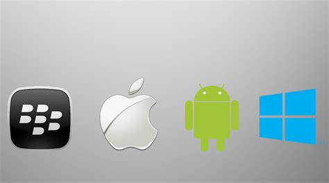 Android Versus Ios Security by Android Vs Apple Vs Windows Vs Blackberry Www Imgkid