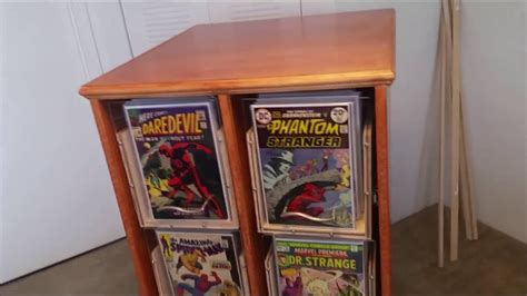 Comic Book Cabinet by The Comic Cabinet