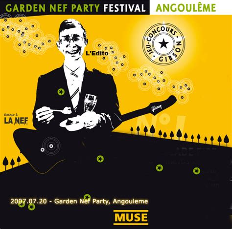 Supermassive Rainbow Muse Vs The Klaxons by Rock Anthology Muse Garden Nef 2007 07 20 Flac