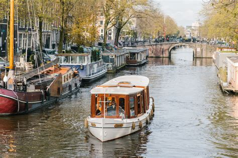 amsterdam canal boat rental rent 30 persons canal boat ondine via rent a boat amsterdam
