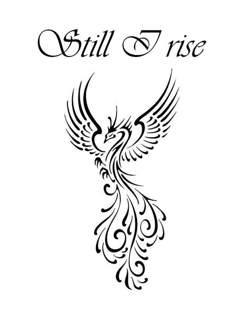 feminine phoenix tattoo designs top 10 designs